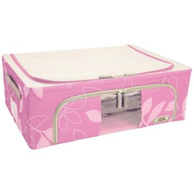 Lock and Lock Living Box with Round Zipper in Pink-DISCONTINUED