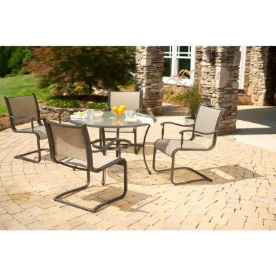 Martha Stewart Living Welland 5-Piece Patio Dining Set