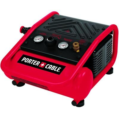 Porter-Cable 1 gal. Portable Electric Air Compressor-DISCONTINUED
