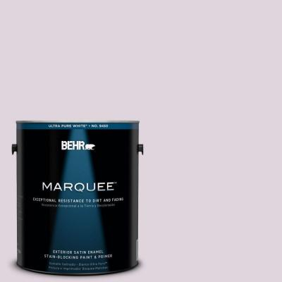 BEHR MARQUEE 1-gal. #PPU16-7 Mystic Fairy Satin Enamel Exterior Paint