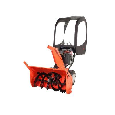 Snow Cab Enclosure for 2-Stage Gas Snow Blowers
