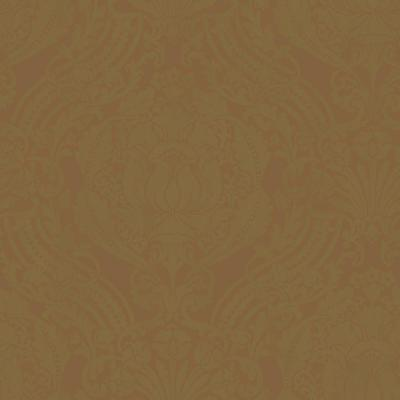 The Wallpaper Company 56 sq. ft. Metallic Grandiose Damask Wallpaper