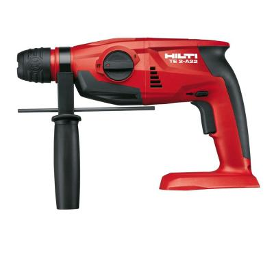 Hilti 22-Volt Lithium-Ion SDS Plus Cordless Rotary Hammer Drill TE 2-A Tool Body