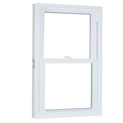 23.75 in. x 45.25 in. 70 Series Double Hung Buck PRO Vinyl Window - White Product Photo