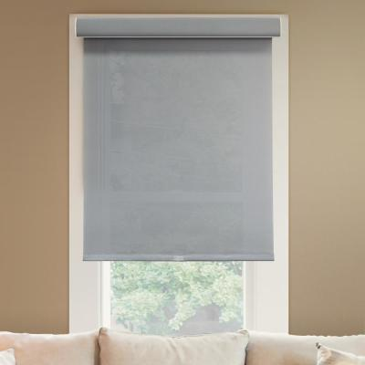 Deluxe Cordless Light Filtering Polyester Roller Shade