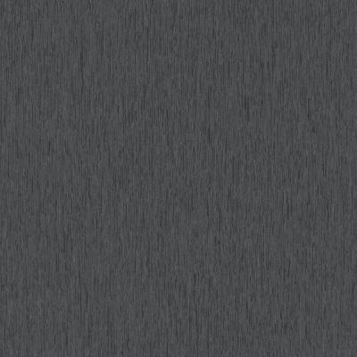 Lineal Charcoal Resilient Vinyl Tile Flooring - 4 in. x 4 in. Take Home Sample Product Photo