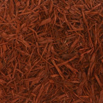 5 cu. yd. Red Landscape Loose Bulk Mulch Product Photo