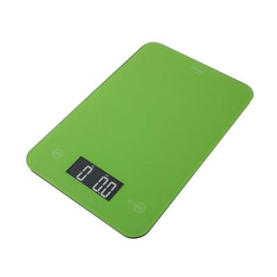 Digital Kitchen and Food Scale in Bright Lime