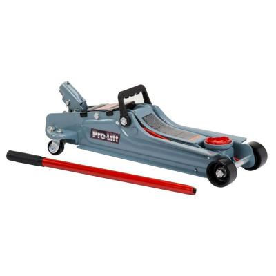 Pro Lift 2 Ton Low Profile Floor Jack F 767 The Home Depot