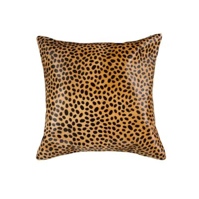 Torino Togo Cowhide Throw Pillow