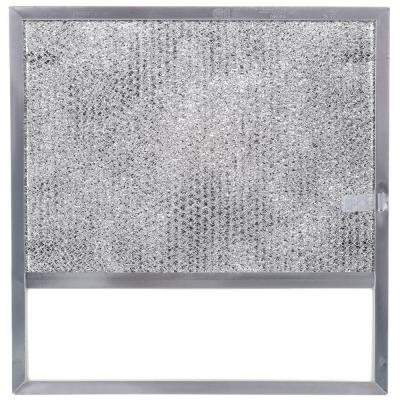 Broan 43000 Series Range Hood Non-Ducted Replacement Filter with Light Lens (1 each)