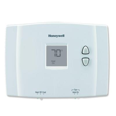 honeywell digital non programmable thermostat rth111b. Black Bedroom Furniture Sets. Home Design Ideas
