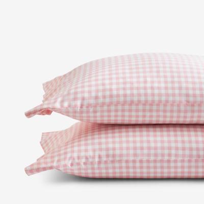 Company Kids™ Gingham Organic Cotton Percale Standard Pillowcase (Set of 2)