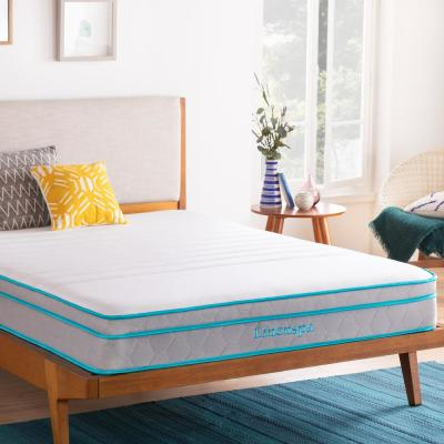 10 in. Spring and Gel Memory Foam Hybrid Mattress