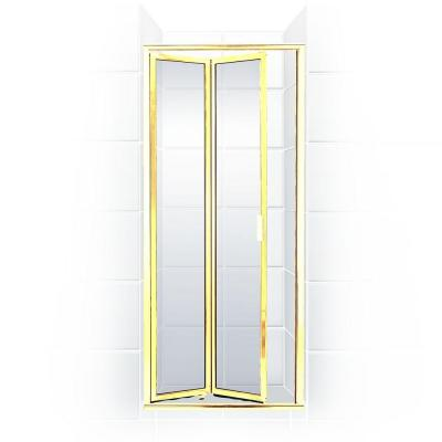 Coastal Shower Doors Paragon Series 22 In X 71 In Framed