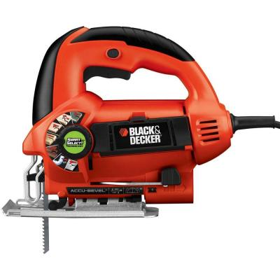 BLACK+DECKER 5 Amp Orbital Jig Saw