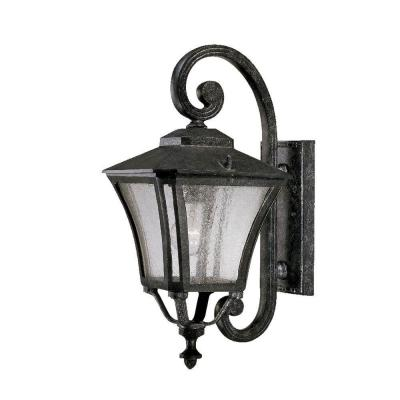 Acclaim Lighting Tuscan Collection Wall-Mount 1-Light Outdoor Stone Fixture