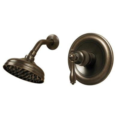 Pegasus Estates 1-Handle Shower Only in Heritage Bronze