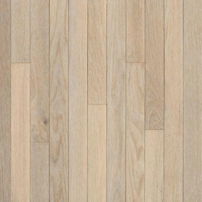 Bruce American Originals Sugar White Oak 3/4 in. Thick x 5 in. Wide x Random Length Solid Hardwood Flooring (23.5 sq.ft./case)
