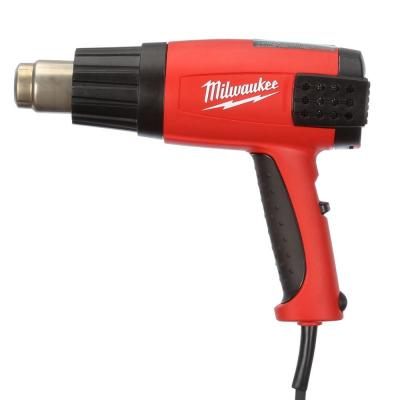 Milwaukee Variable Temperature Heat Gun with LED Digital Display