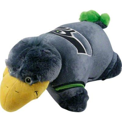 Fabrique Innovations Seattle Seahawks Pillow-DISCONTINUED