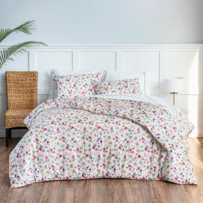 Aston Cotton Sateen Comforter Set