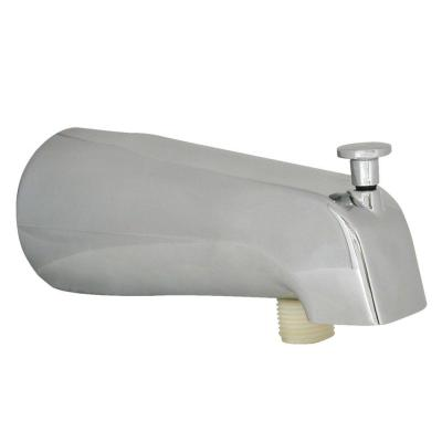 DANCO Universal Tub Spout With Handheld Shower Fitting 89266 The Home Depot