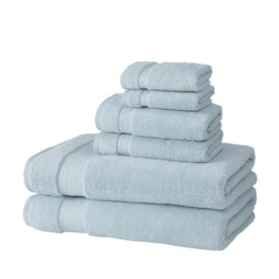 Egyptian Cotton 6-Piece Bath Sheet Set