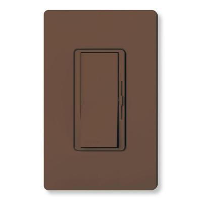 Diva 800-Watt Single-Pole Magnetic Low-Voltage Dimmer - Brown Product Photo
