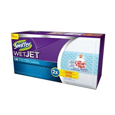 WetJet Extra Power Pad Refills (14-Count) Product Photo