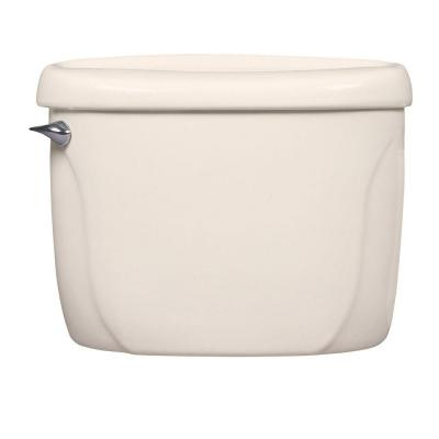 Cadet Pressure-Assisted 1.6 GPF Single Flush Toilet Tank Only in Linen