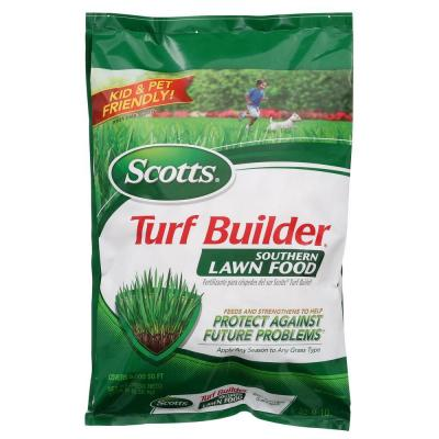 15.87 lb. 5,000 sq. ft. Southern Turf Builder Lawn Fertilizer Product Photo