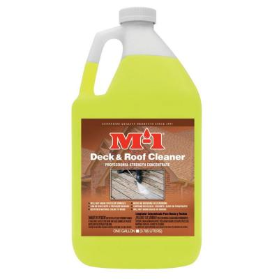 M-1 1 gal. Deck and Roof Cleaner