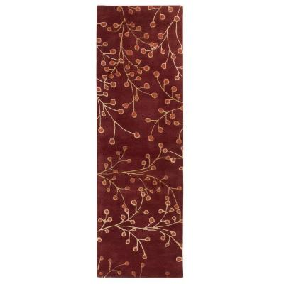 Springtime Terra 2 ft. 6 in. x 8 ft. Rug Runner