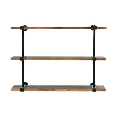 Studio 40 in. W Wood Craft Wall Shelf Product Photo