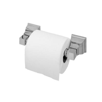 American Standard Town Square Single Post Toilet Paper Holder in Satin-Nickel
