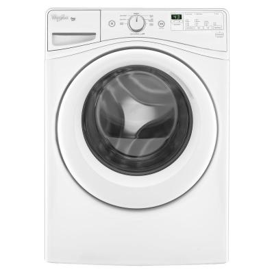 Whirlpool Duet 4.2 cu. ft. High-Efficiency Front Load Washer in White, ENERGY STAR