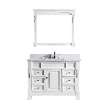 Huntshire Manor 48 in. W x 36 in. H Vanity with
