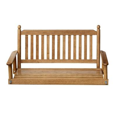 null 2-Person Maple Porch Swing