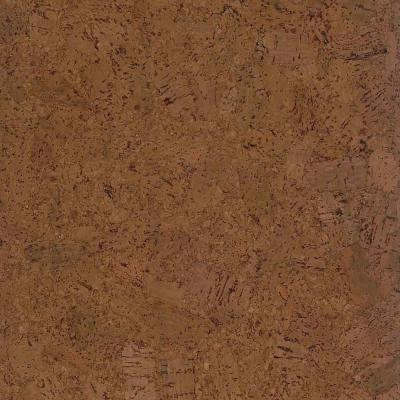 Durocork Perseus Mocha Cork 25/64 in. Thick x 11-5/8 in. Wide x 35-5/8 in. Length Click Cork Flooring 40PHD209