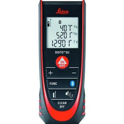 leica disto d2 new 330 ft laser distance meter 838725 the home depot. Black Bedroom Furniture Sets. Home Design Ideas