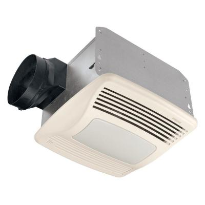 Broan QTX Series Very Quiet 110 CFM Ceiling Humidity
