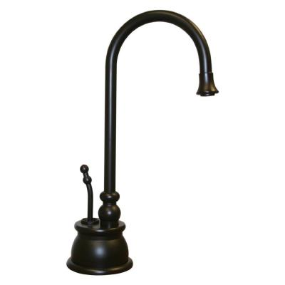 Whitehaus Collection Single-Handle Instant Hot Water Dispenser in Oil Rubbed Bronze