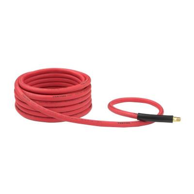 25 ft. x 3/8 in. I.D. Rubber Air Hose (250 PSI)