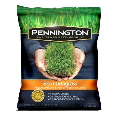 1 lb. Bermudagrass Grass Seed Blend Product Photo