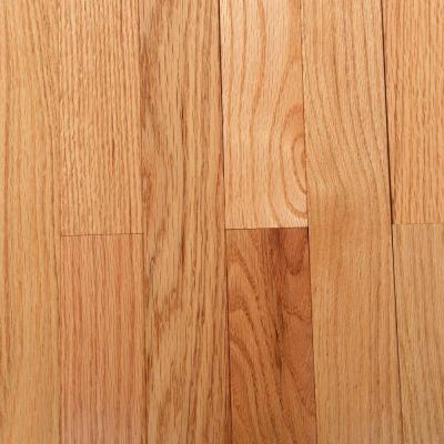 American Originals Natural Red Oak 3/4 in. Thick x 2-1/4 in. Wide Solid Hardwood Flooring (20 sq. ft. / case) Product Photo