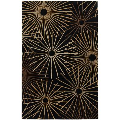 Michael Black 10 ft. x 14 ft. Area Rug