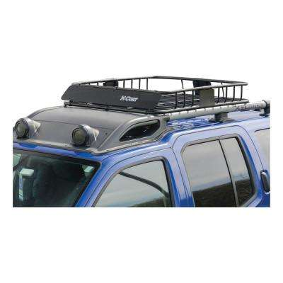 Roof Mounted Cargo Basket