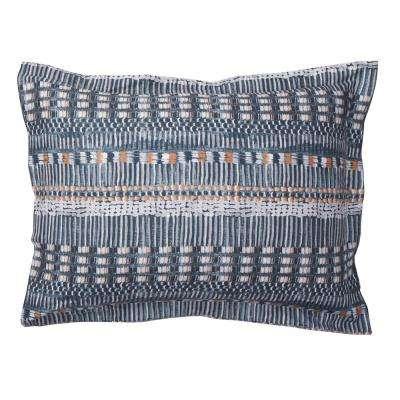 Textillery Cotton Percale Sham