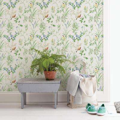 56.4 sq. ft. Imperial Garden Multicolor Botanical